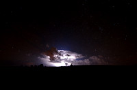 Stormy Night - Russell County, KS