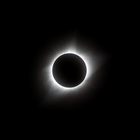 2017 Total Solar Eclipse - Totality